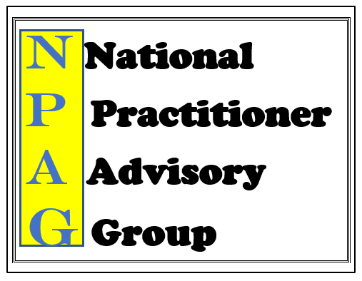 National Practitioner Advisory Group Launches!
