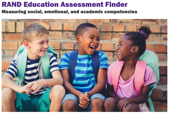 Finding the right assessment tool: Another resource for educators and researchers