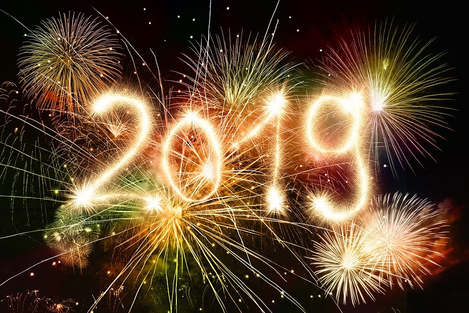 Work Group (AWG) New Year's Resolutions for 2019